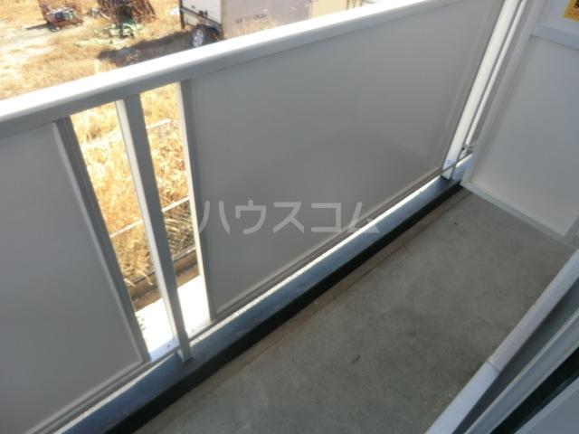 NEXTAGE新橋 201号室のバルコニー
