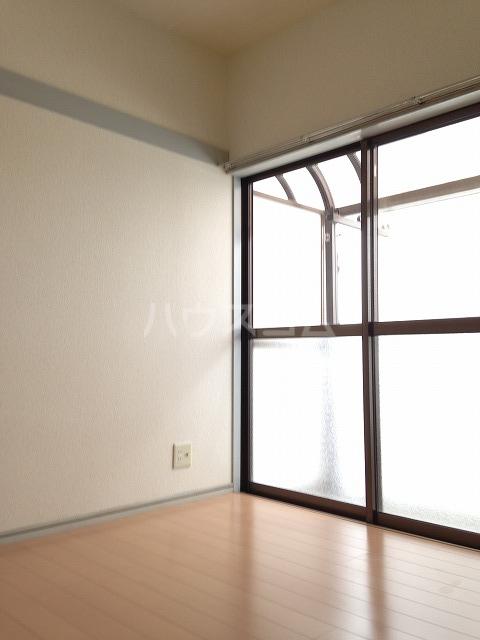 アビタⅡ 103号室のベッドルーム