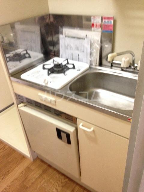 アビタⅡ 103号室のキッチン
