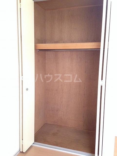 アビタⅡ 103号室の収納