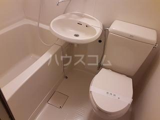 アビタⅡ 202号室の風呂