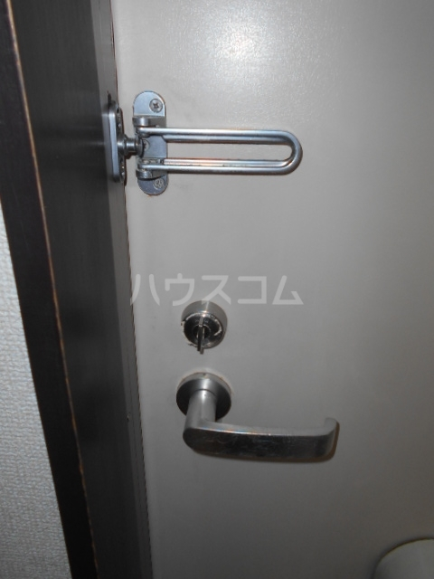 キャピタルⅠ 205号室のセキュリティ