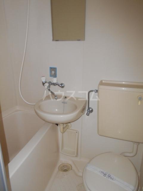 キャピタルⅠ 205号室の風呂
