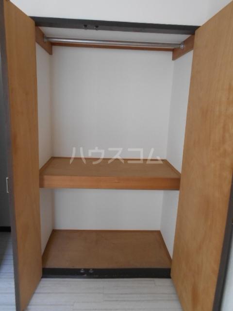 キャピタルⅠ 205号室の収納