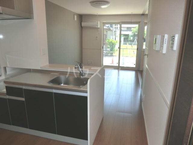 SERENO ⅲ 106号室のキッチン
