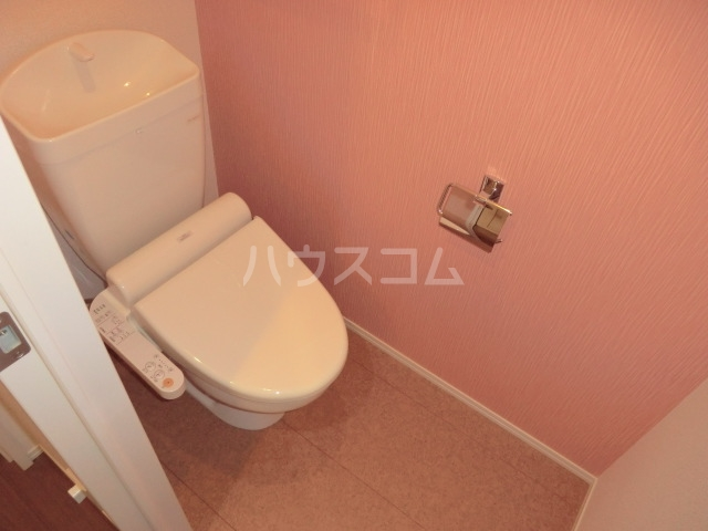 SERENO ⅲ 106号室のトイレ