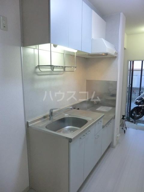 ミニヨンピエース 102号室のキッチン