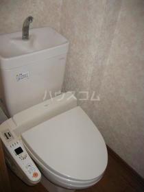 サン・フレグランス 302号室のトイレ