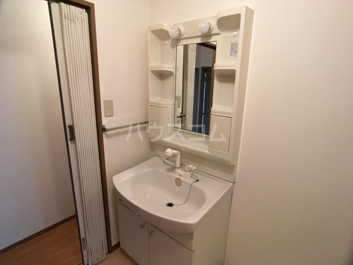 フォレスト・ヴィラB 201号室の洗面所