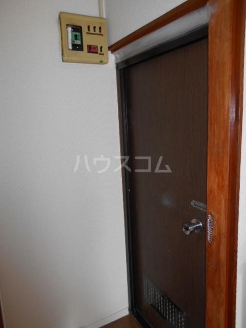 ウチイコーポ 202号室の玄関