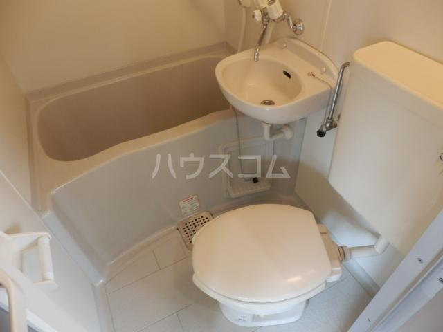 メゾンプレジール 203号室の風呂