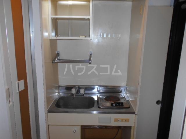 カオパレスNO5 202号室のキッチン