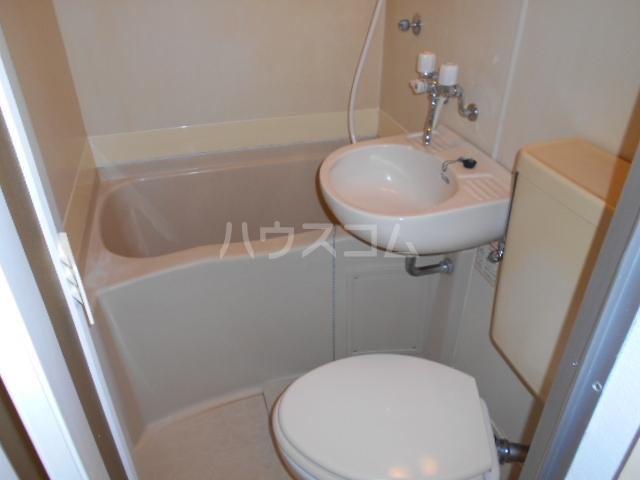 カオパレスNO5 202号室の風呂