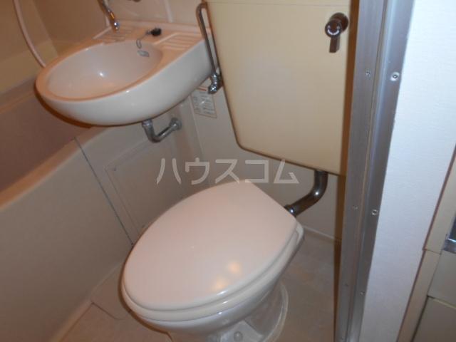カオパレスNO5 202号室のトイレ