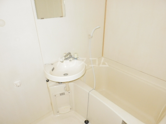 市川アパルトマンB棟 101号室の風呂