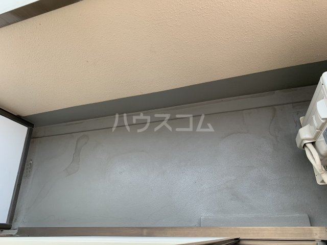 小井川ビル 403号室のバルコニー