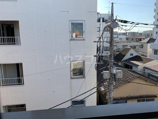 小井川ビル 403号室の景色