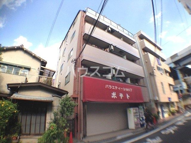 小井川ビル 403号室の外観