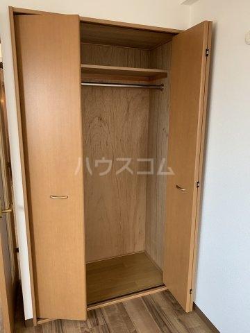 小井川ビル 403号室の収納