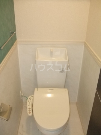 Gardenia 101号室のトイレ