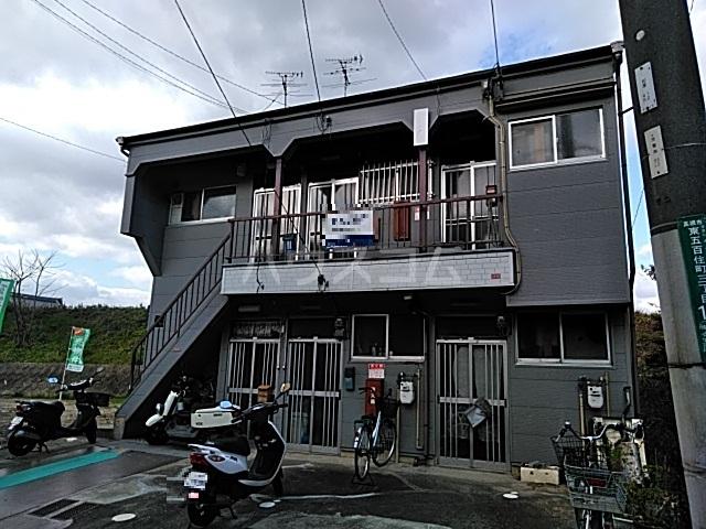東五百住荘外観写真