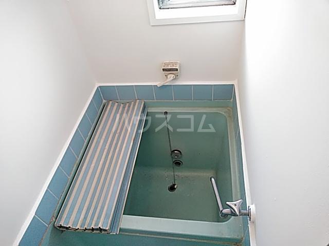 上中条ハイツ 205号室の風呂