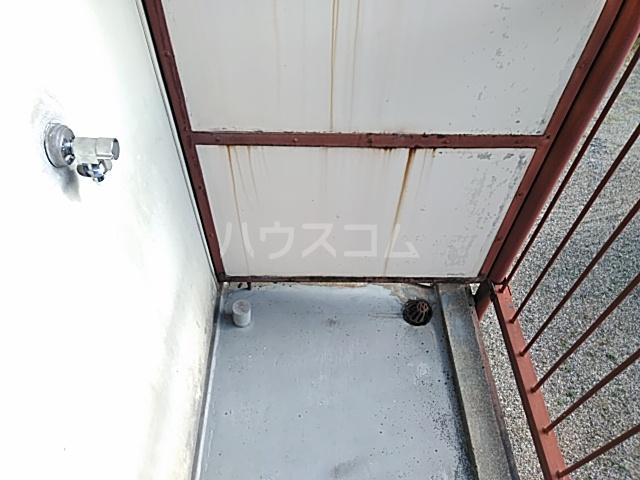 上中条ハイツ 205号室の設備