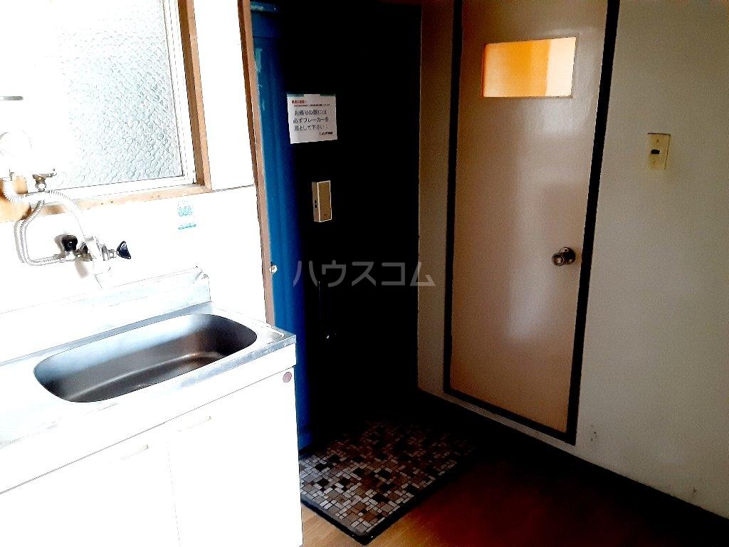 山辺マンション 402号室の設備