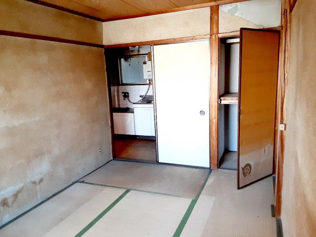 山辺マンション 402号室のキッチン