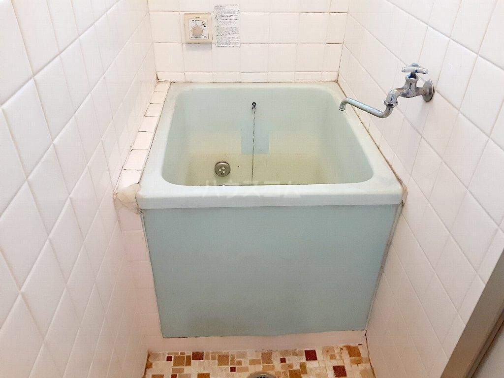 山辺マンション 402号室の洗面所