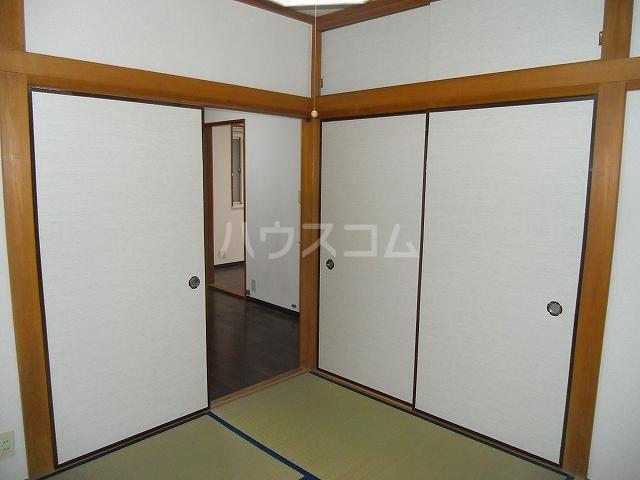 コーポエル朝霞 201号室の収納