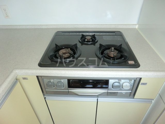 サウンド立石 502号室のキッチン
