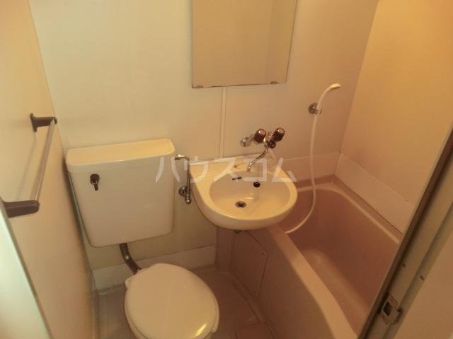ラ・レジダンス・ド・エトアール 308号室の風呂