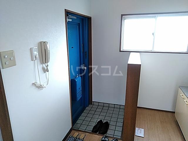 光ハイツ 102号室の玄関