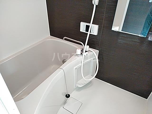 ヒルズ日吉B棟 203号室の風呂