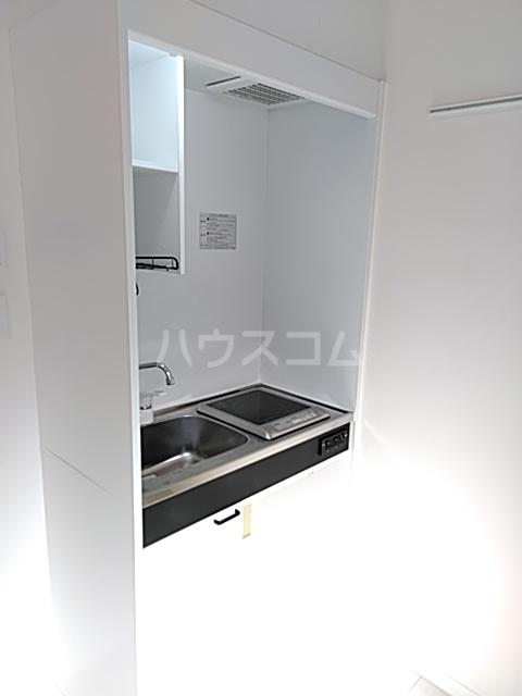 ヒルズ日吉B棟 203号室のキッチン