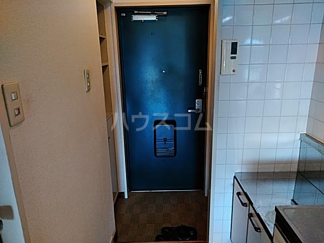 第2ハイツ杉本 307号室の玄関