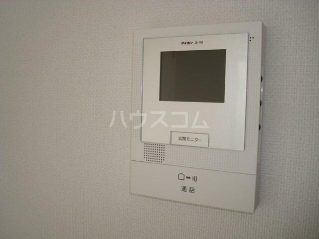 プティカァーネ 102号室のセキュリティ
