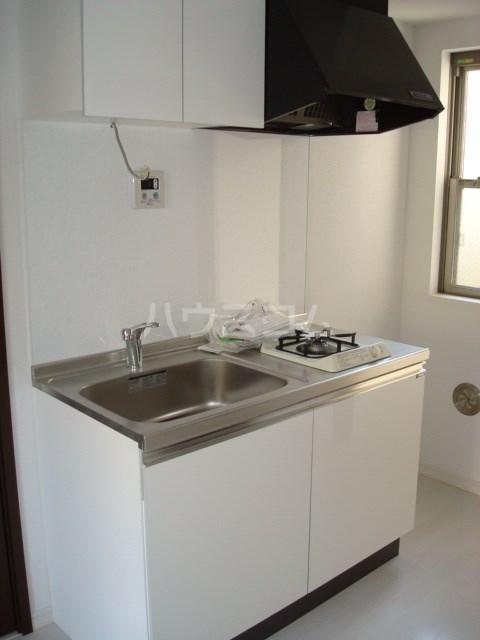 プティカァーネ 102号室のキッチン