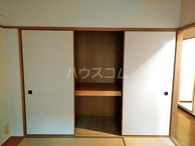 エクセレンス茨木 102号室の収納