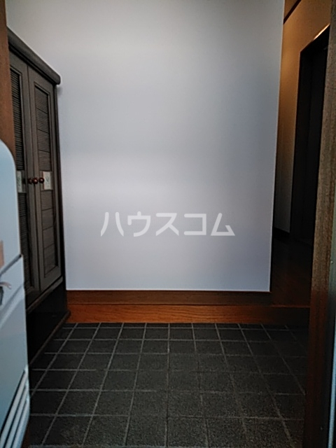 奥田ハイツⅢ 101号室のトイレ