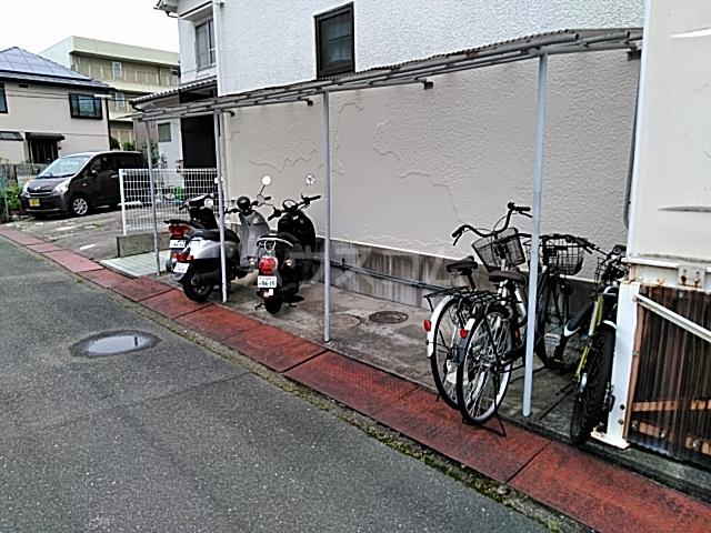 阪井マンション 302号室のその他共有