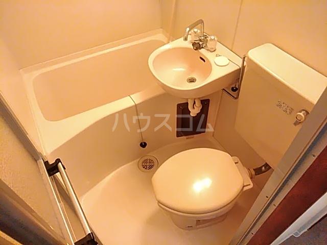 崎山ハイム 202号室の風呂
