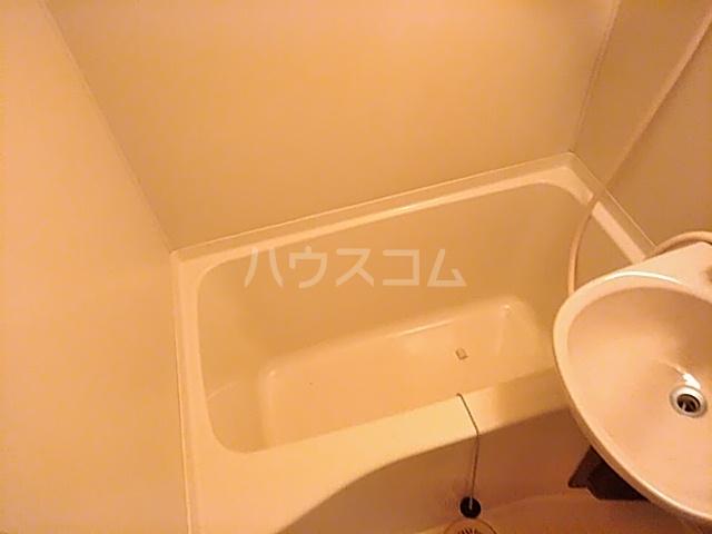 崎山ハイム 202号室のトイレ