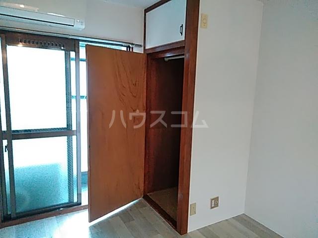崎山ハイム 202号室の収納