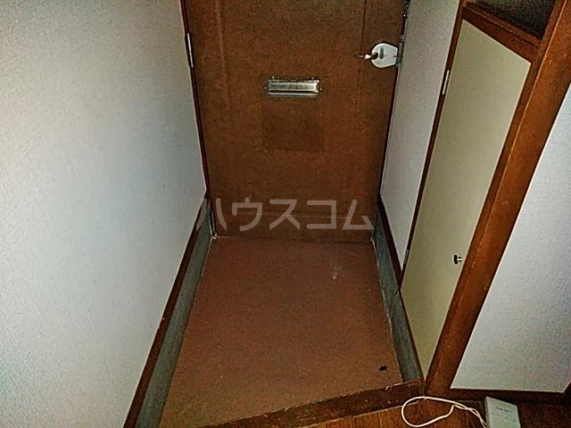 ネオコーポ都 東棟 212号室の玄関