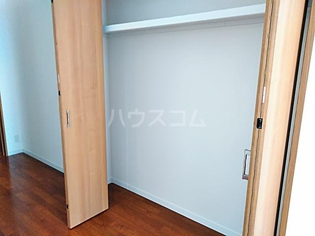 プリムラ夏越 203号室の収納