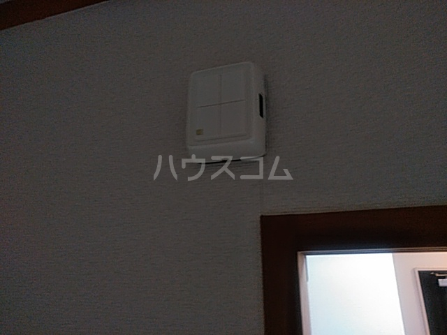 メゾンルミナス 307号室のセキュリティ