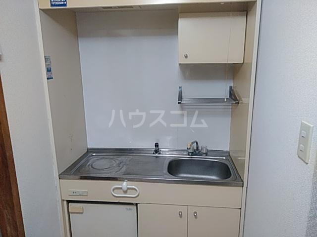 メゾンルミナス 307号室のキッチン