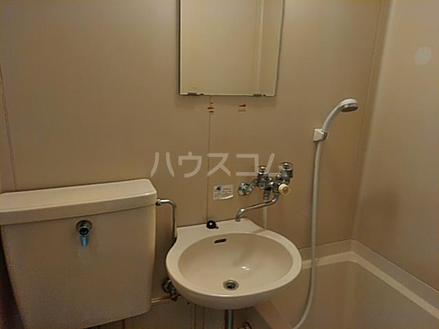 メゾンルミナス 307号室の洗面所